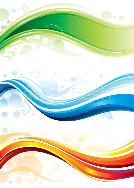 Web Banners  Stock photo © keofresh