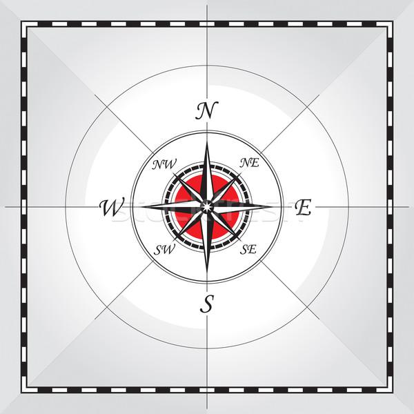 Compass Stock photo © keofresh