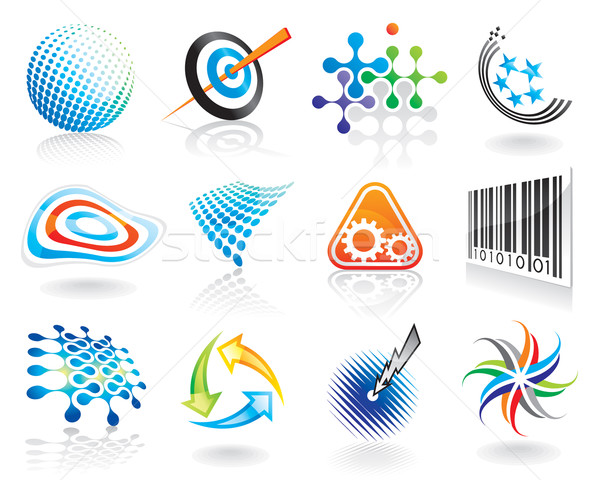 Graphic Symbol Stock photo © keofresh