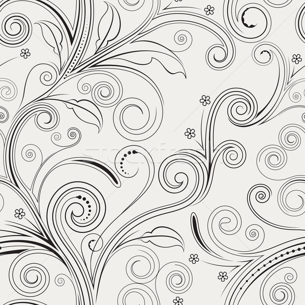Seamless Floral Pattern   Stock photo © keofresh
