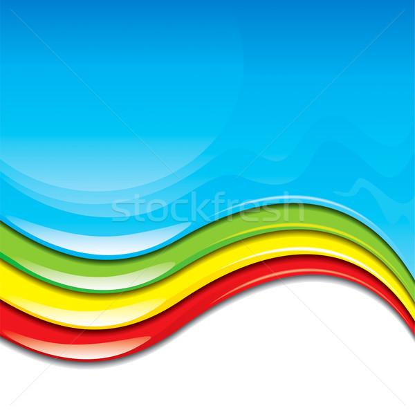 Color Paint  Stock photo © keofresh