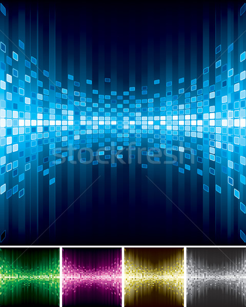 Abstract Digital Background  Stock photo © keofresh