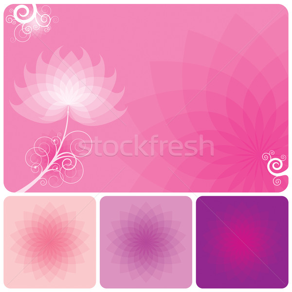 Floral Background  Stock photo © keofresh