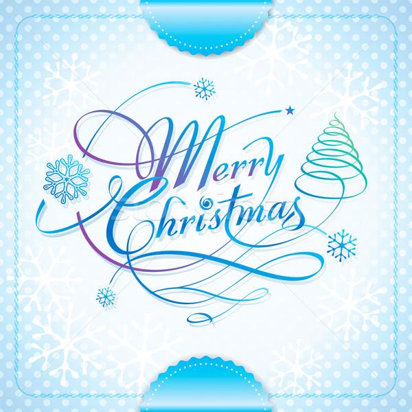 Merry Christmas   Stock photo © keofresh