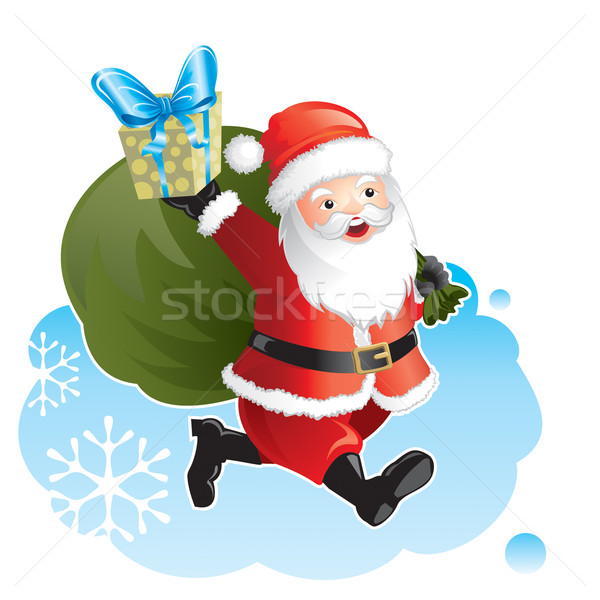 Santa Claus Stock photo © keofresh