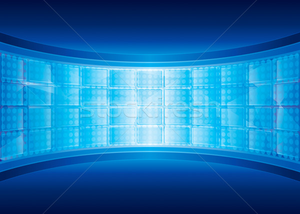 Virtual Screen Stock photo © keofresh