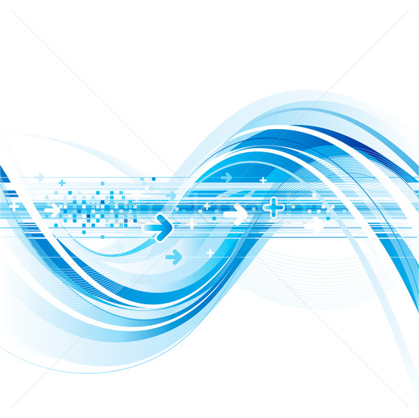 Abstract Technology  Stock photo © keofresh
