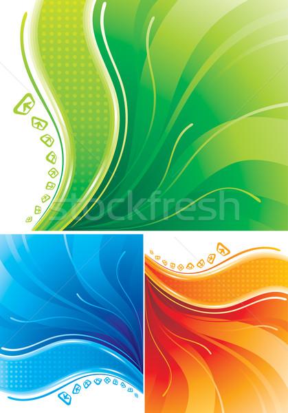 Digital Background  Stock photo © keofresh