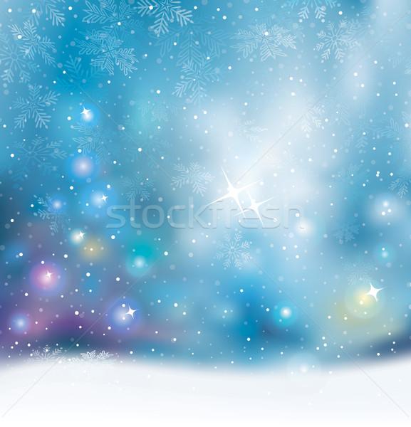 Christmas  Light  Stock photo © keofresh