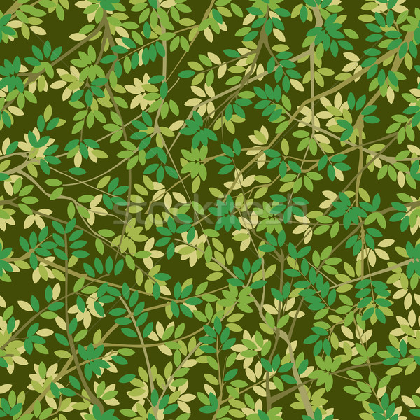 Foliage Seamless Stock photo © keofresh