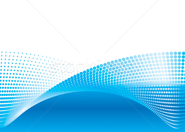 Golf grafische stroom vector downloaden eps Stockfoto © keofresh