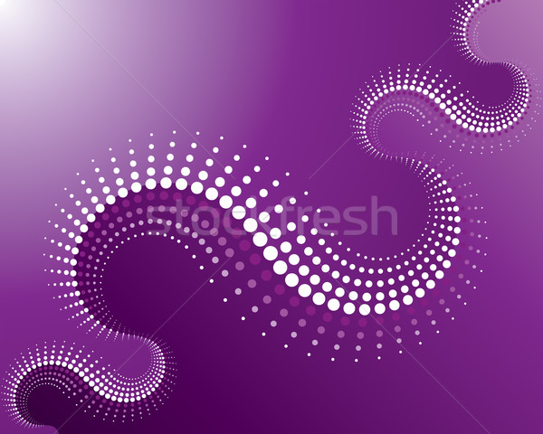 Abstract paars kleur vector downloaden eps Stockfoto © keofresh