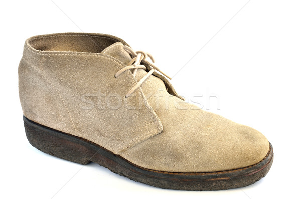leather shoe Stock photo © Kheat