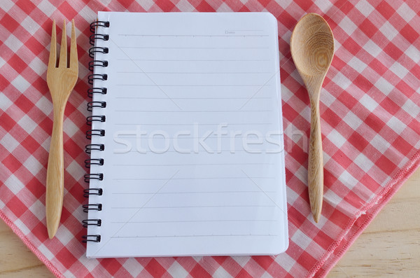図書 食品 木材 ホーム ストックフォト © Kheat