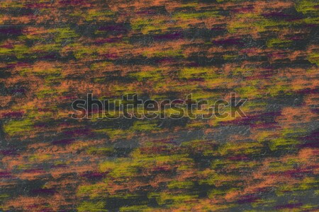 Résumé grunge orange bleu rétro vintage Photo stock © Kheat