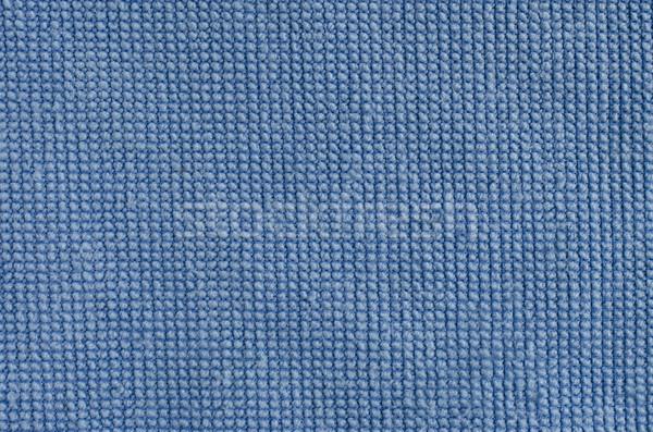 blue fabric background Stock photo © Kheat