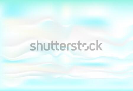 青 白 勾配 抽象的な 行 ソフト ストックフォト © Kheat