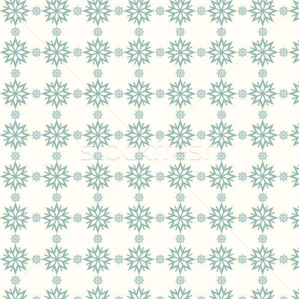 Stockfoto: Vector · meetkundig · abstract · achtergrond · groene