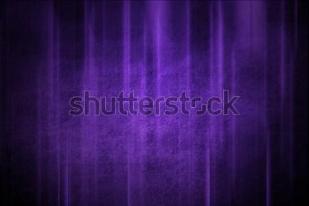 Lila absztrakt vonal grunge textúra háttér Stock fotó © Kheat