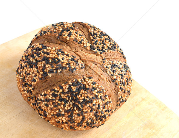 Bread with sesame Stock photo © Kheat