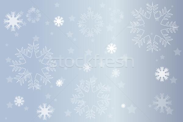 抽象的な クリスマス 勾配 色 ベクトル 空 ストックフォト © Kheat