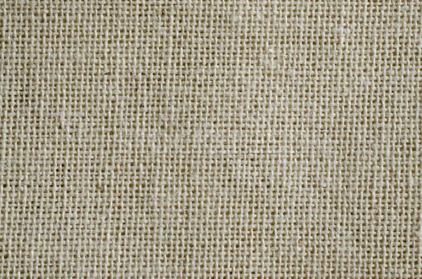 Toile de jute texture lumière brun naturelles modèle Photo stock © Kheat