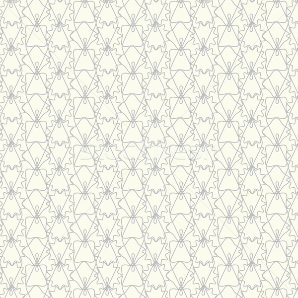 abstract lines seamless pattern vector background Stock photo © Kheat