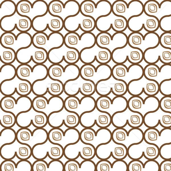 Curva vetor abstrato fundo papel de parede Foto stock © Kheat