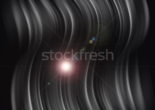 Aura light abstract background Stock photo © Kheat