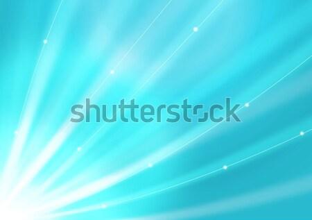 Abstrato linha azul textura papel de parede padrão Foto stock © Kheat