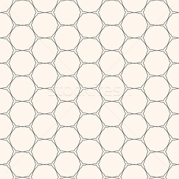 seamless vector pattern geometrical background Stock photo © Kheat