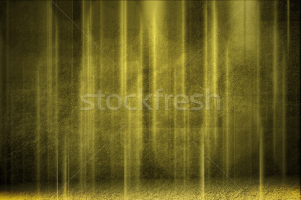Citromsárga absztrakt grunge vonalak árnyék textúra Stock fotó © Kheat