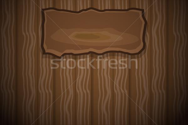 Textura de madeira madeira quarto piso papel de parede conselho Foto stock © Kheat