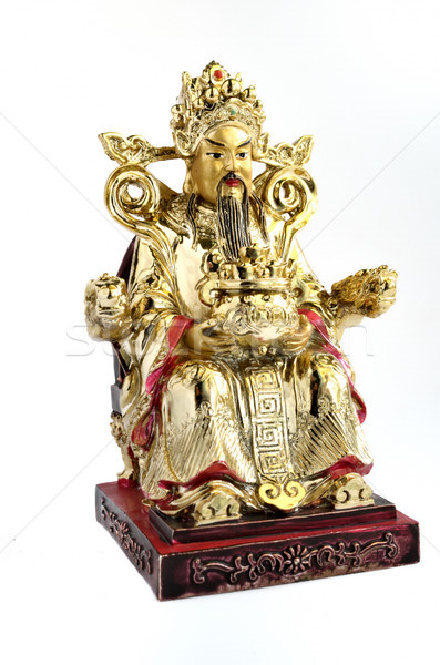 Cai Shen : The God of Wealth, which is a symbol for bringing pro Stock photo © Kheat