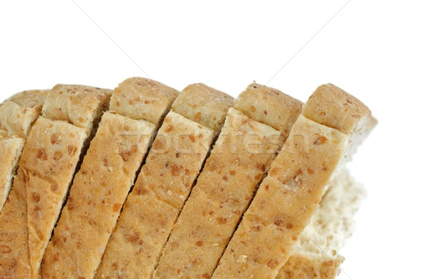 whole wheat bread Stock photo © Kheat