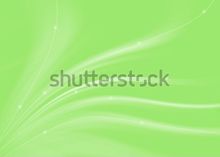抽象的な 曲線 緑 テクスチャ デザイン ウェブ ストックフォト © Kheat