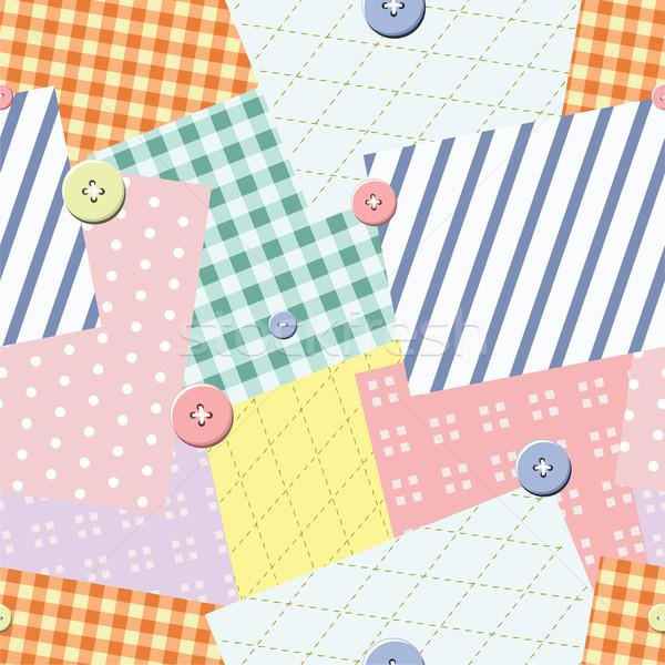 Seamless pattern Stock photo © khvost