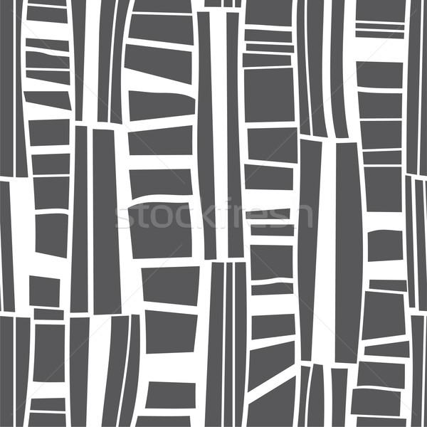 Abstract arte tessuto bella piastrelle Foto d'archivio © khvost
