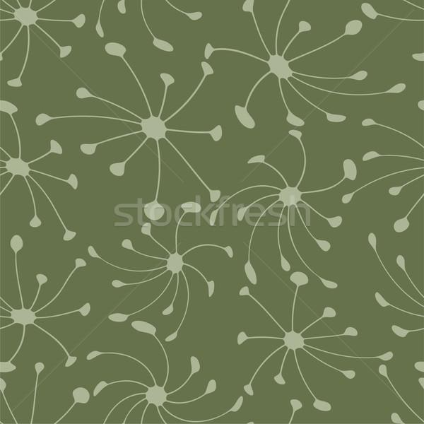 Soyut sanat kumaş grafik güzel Stok fotoğraf © khvost