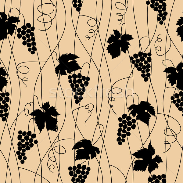 Uva texture abstract arte wallpaper Foto d'archivio © khvost
