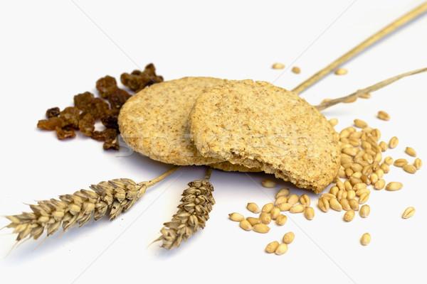 Grain cookies Stock photo © Kidza