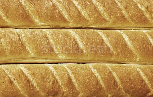 Foto stock: Frescos · sabroso · baguette · alimentos · salud · trigo