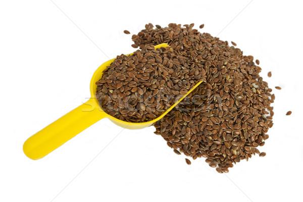 Tohumları gıda tıbbi tahıl diyet Stok fotoğraf © Kidza