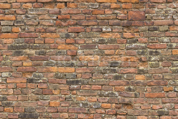 レンガの壁 古い 市 赤 レンガ パターン ストックフォト © Kidza
