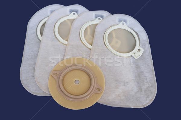 Colostomy Supplies Stock photo © Kidza