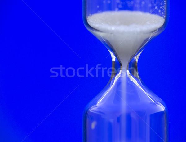 Hourglass Stock photo © Kidza