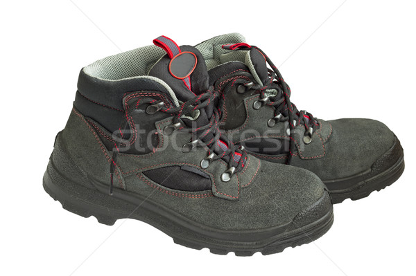 Safety shoes Stock photo © Kidza