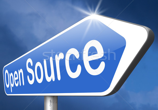 open source Stock photo © kikkerdirk