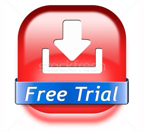 Сток-фото: свободный · скачать · кнопки · поощрения · продукт · испытание