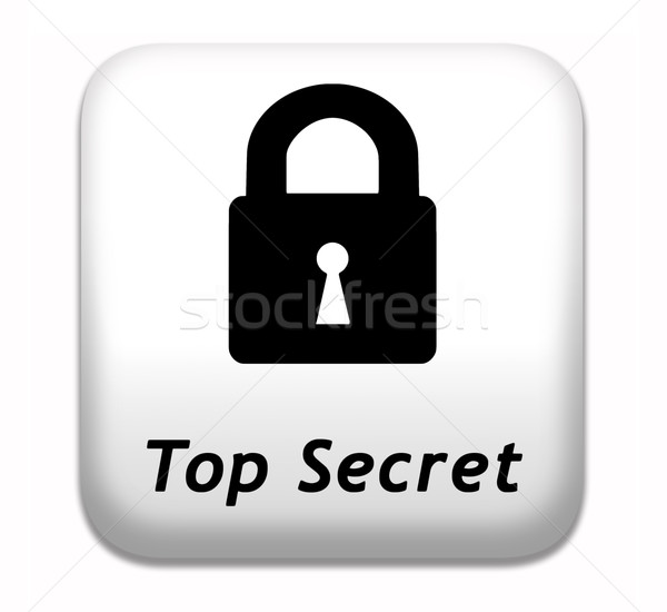 top secret Stock photo © kikkerdirk